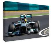 Lewis Hamilton Canvas