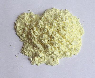10 Pounds - Sulfur - 99.5 Pure - Powder