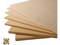 MDF - Medium Density Fibreboard - MDF sheets