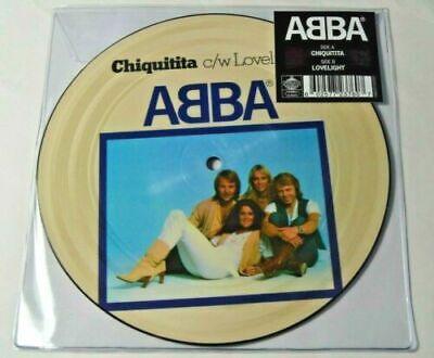 ABBA Chiquitita c/w Lovelight Single 7