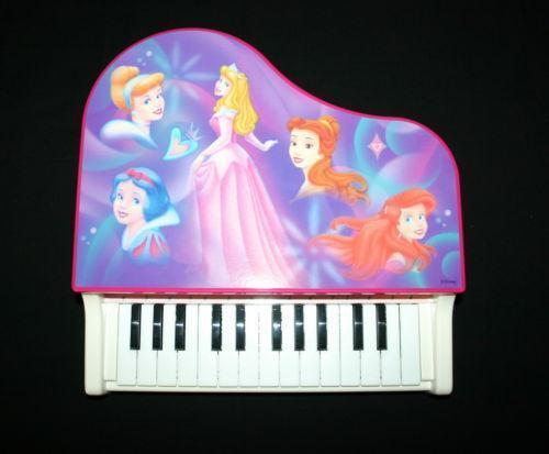 Disney Princess Piano Ebay