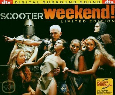 Scooter [maxi-cd] weekend! (2003, ltd. edition)