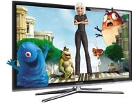 Samsung LE46C750R2K 46 inch 3D Full HD LED Internet TV with Freeview HD