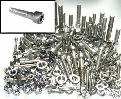 STAINLESS ALLEN BOLTS <em>YAMAHA</em> DIVERSION DRAG STAR VIRAGO   NUT AND BOLT