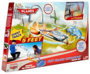 Planes Disney Track Set Music Toys Fun Gift Kids Play Game ...  |Disney Planes Tracks