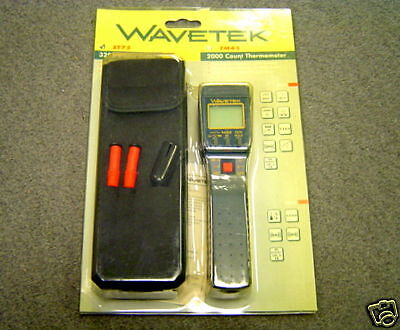 New Wavetek Model St75 3200 Count Dmm Multi-meter Tool
