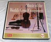 Music of The Worlds Great Composers