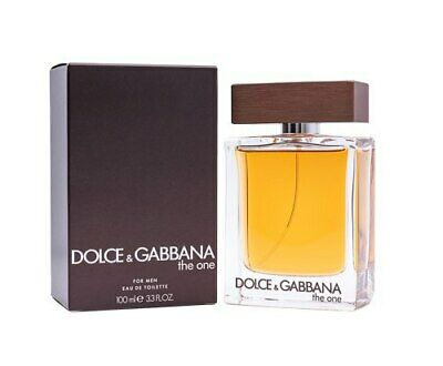 The One by Dolce & Gabbana D&G Cologne for Men 3.3 / 3.4 oz Brand New In Box