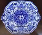 Spode Blue Platters