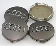 Audi Center Caps