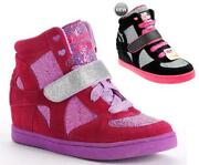 Skechers High Tops Girls