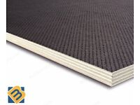 Anti-Slip Mesh Phenolic Birch Plywood Sheets - Trailer Flooring Buffalo Board 9mm 12mm 18mm 24mm