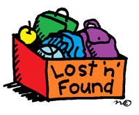 Lost An Item in Bank of Montreal Spring Garden?