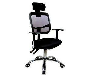 Charmant Black Mesh Office Chair