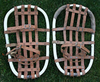 For Sale       BEAR PAW SNOWSHOES