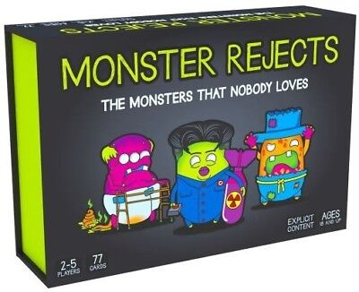Monster Rejects    Brand New
