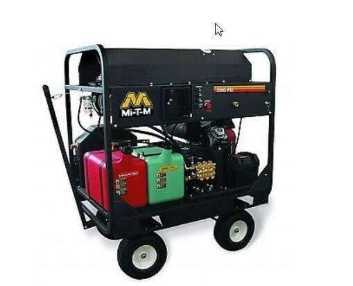 Mi-T-M Wheel Kit for Generator