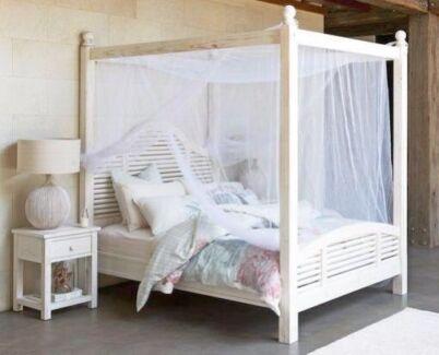 white pine bed in Perth Region, WA | Beds | Gumtree Australia Free ...