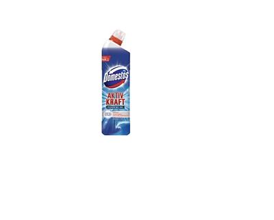 Domestos Toilettenreiniger WC-Aktiv-Gel Ocean Fresh Gel 750ml Flasche
