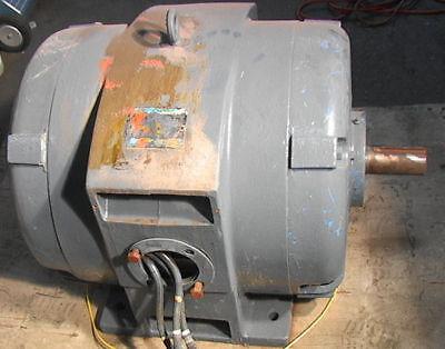 Marathon 125hp Electric Motor 3-phase 3555rpm 460v