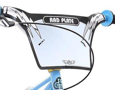 SE Racing 2019 SE Bikes Big Ripper Rad Number Plate, Black/Silver