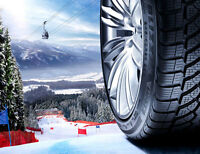 WINTER RIM AND TIRE SPECIAL - 225/45R18 $769 for a Set