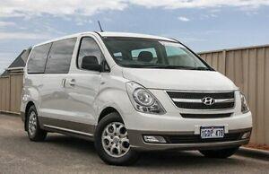 2014 Hyundai iMAX TQ-W MY13 White 5 Speed Automatic Wagon Wangara Wanneroo Area Preview