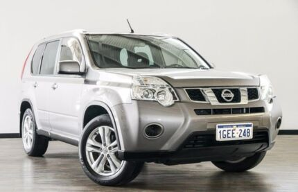 2013 Nissan X-Trail T31 Series V ST 2WD Grey 1 Speed Constant Variable Wagon Myaree Melville Area Preview