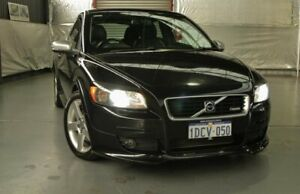 2009 Volvo C30 M Series MY10 T5 R-Design Black Stone 6 Speed Manual Hatchback Myaree Melville Area Preview