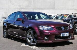 2013 Holden Commodore VE II MY12.5 SS Z Series Purple 6 Speed Sports Automatic Sedan Osborne Park Stirling Area Preview