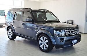 2015 Land Rover Discovery MY16 3.0 SDV6 HSE Corris Grey 8 Speed Automatic Wagon Morley Bayswater Area Preview