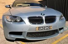 2008 BMW M3 E92 Silver 6 Speed Manual Coupe Kings Park Blacktown Area Preview