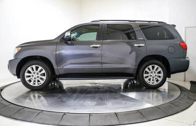 Image 2 Voiture American used Toyota Sequoia 2016
