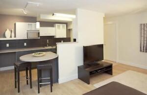 Studio suites –Hargrave–Renovated- Great Value! E.&.O.E