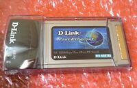 D-Link DFE-690TXD 10/100mbps Fast Ethernet Cardbus PCMCIA Card
