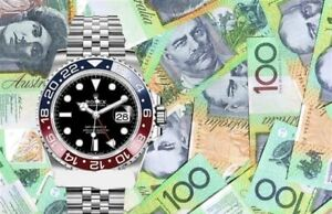 Wanted: BUYING ROLEX WATCHES FOR CASH!