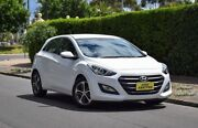 2015 Hyundai i30 GD3 Series II MY16 Active X White 6 Speed Sports Automatic Hatchback Medindie Walkerville Area Preview
