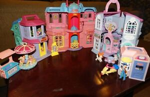 loving family et sweet streets playsets