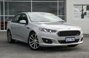2014 Ford Falcon FG X XR6 Silver 6 Speed Sports Automatic Sedan Bayswater Bayswater Area Preview