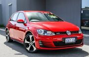 2014 Volkswagen Golf VII MY14 GTI DSG Red 6 Speed Sports Automatic Dual Clutch Hatchback Osborne Park Stirling Area Preview