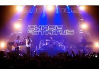 Chase and status ticket