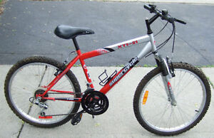 21-Speed Bike --- SuperCycle XTI-21 --- Like New !