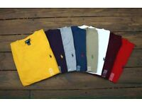 Ralph Lauren tshirts Joblot Bulk Buy Available (OZEY)