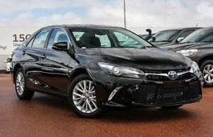 2015 Toyota Camry ASV50R Atara SL Black 6 Speed Sports Automatic Sedan Westminster Stirling Area Preview