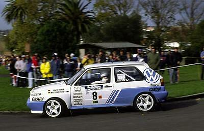 VW Rallye Golf G60 - Gruppe A - Homologation - Rallye / Racing Parts Motorsport