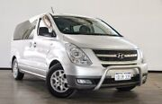 2010 Hyundai iMAX TQ-W Selectronic Silver 5 Speed Sports Automatic Wagon Myaree Melville Area Preview