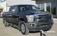 2013 Ford Super Duty F-350 SRW Lariat Heated/Cooled Leather Remo