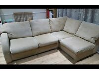 Corner sofa bed , bargain £99 only