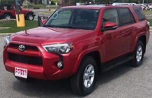 2016 Toyota 4Runner LEATHER / NAVIGATION