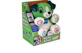 Brand new leapfrog my pal scout bear